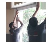 Instalacion Servicio de renovación de ventanas