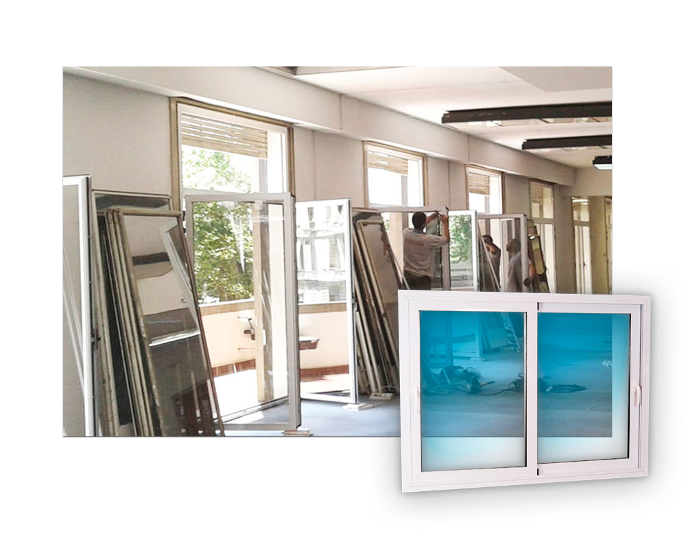 ventana Servicio de renovación de ventanas
